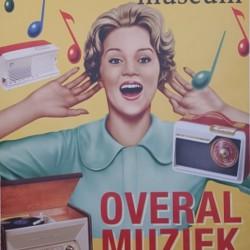Overal Muziek in Teylers museum