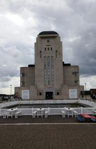 Radio Kootwijk voorzijde