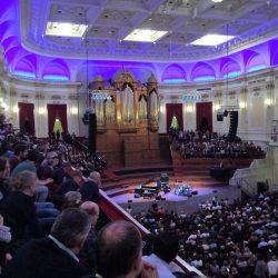 Grand Cru Jazz in het Concertgebouw, 10-05-2017