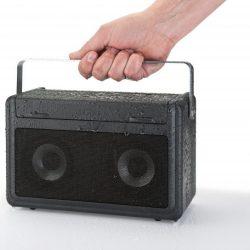 Test: Audisse Shirudo – De werkradio gedomesticeerd