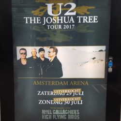 U2 speelt de The Joshua Tree integraal