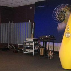 Dagje uit: iEar' audioshow 2017, Willem II-stadion Tilburg