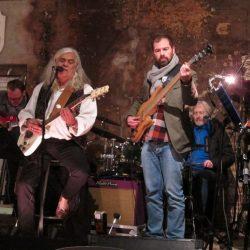 Jimmy's Gang brengt stemmige blues bij Hoeve Overslot in Egmond aan den Hoef