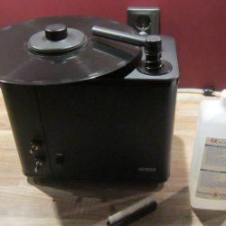 Test: Watson's platenwasmachine