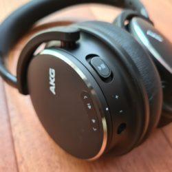 Review AKG Y600NC hoofdtelefoon
